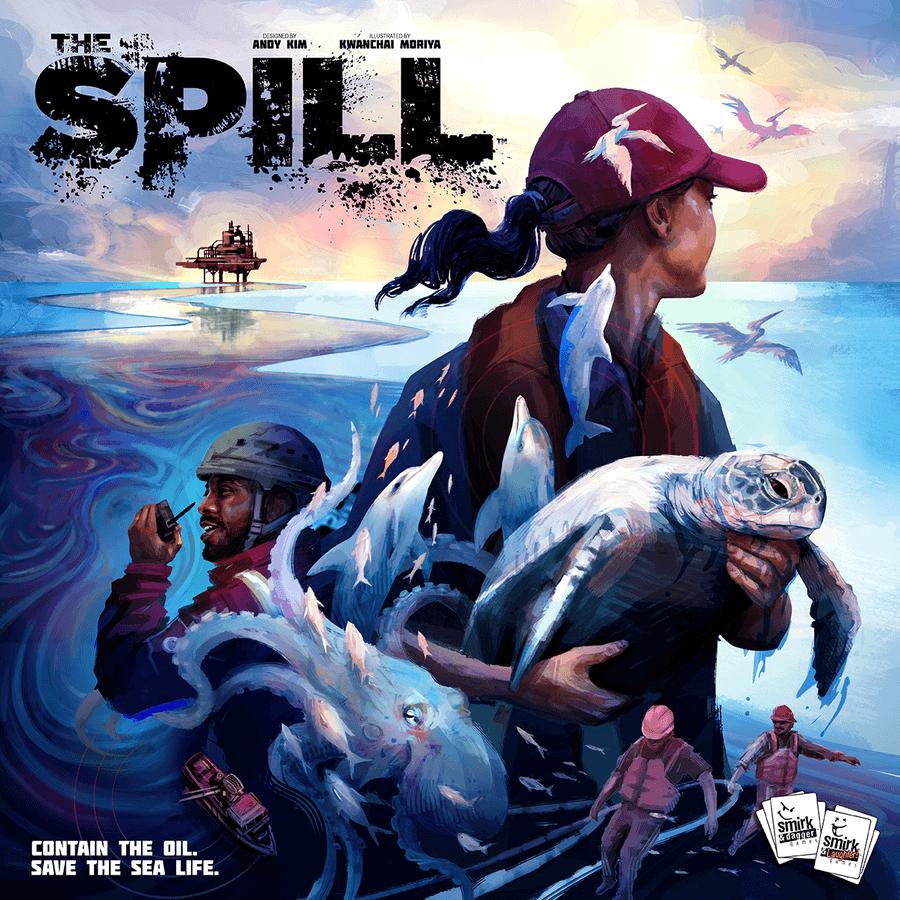 The Spill - par Smirk & Dagger Games
