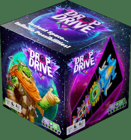 Drop Drive - Par Phase Shift Games