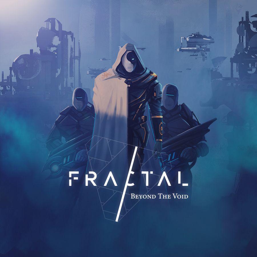 jeu Fractal Beyond the Void par Bored Game Ink