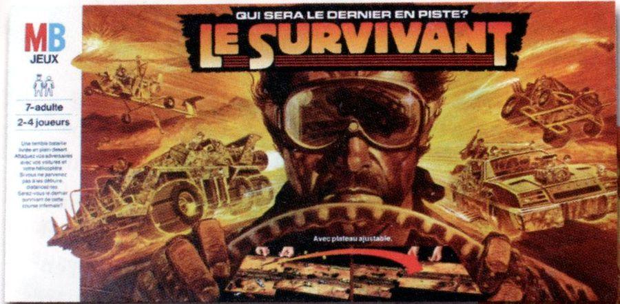 jeu Le survivant