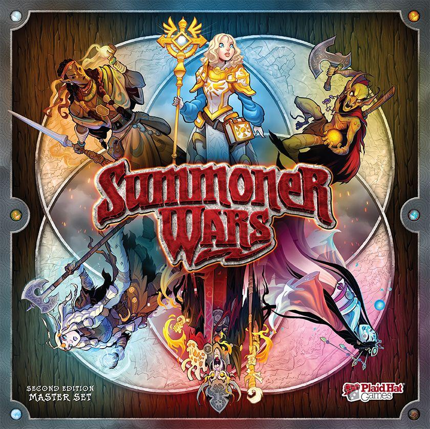 jeu Summoner Wars - VF par Matagot