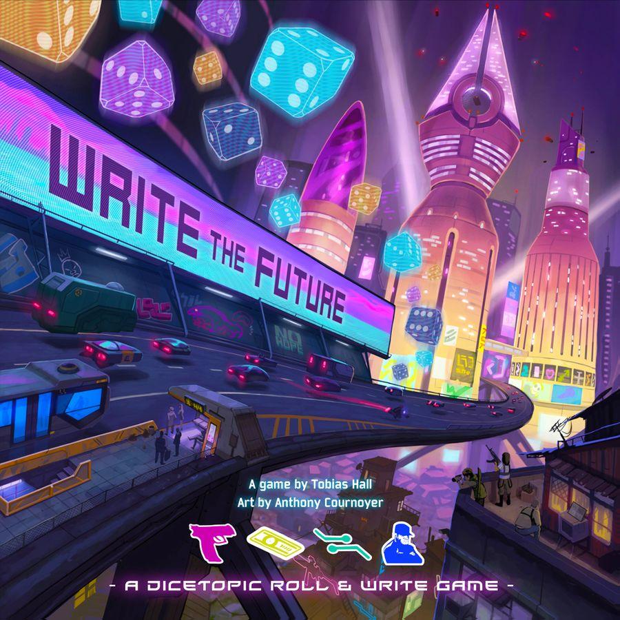 jeu Write the Future